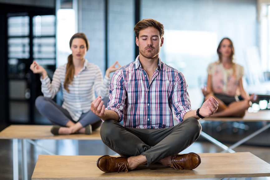 Business Yoga Stuttgart